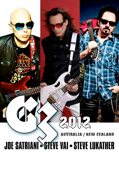 Affiche du G3